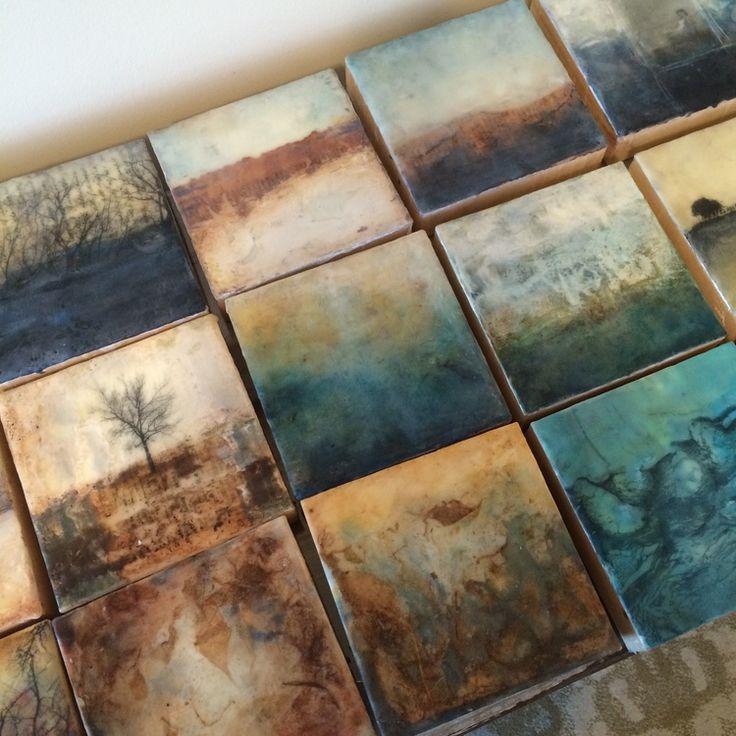 30 by 6 x 6 project — Kari Hall