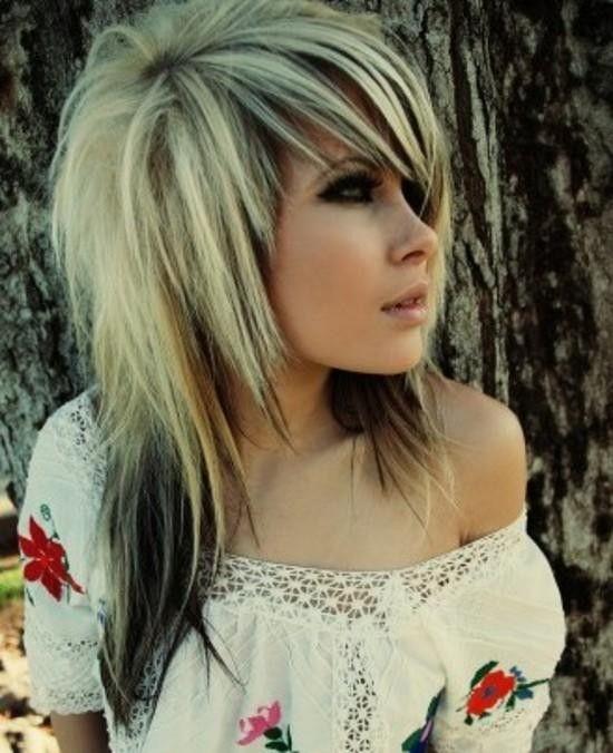 Trendy kapsels voor lang haar | Klik hier! | Vantrie