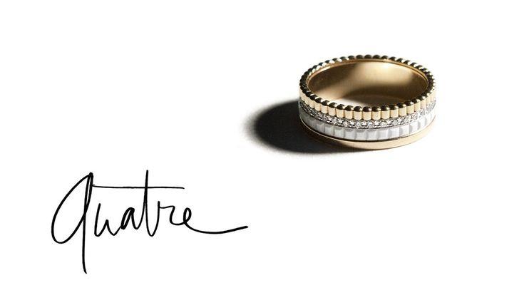 Quatre Ring... love LOVE