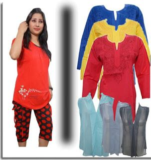 Indiatrendzs Nightsuit Set: Womens Night Suits#Nightsuits #Gift