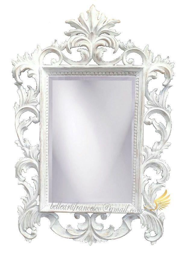 shabby mirrors frame