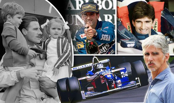 Damon Hill remembers father Graham on 40th anniversary of tragic aircrash death | F1 | Sport | Daily Express