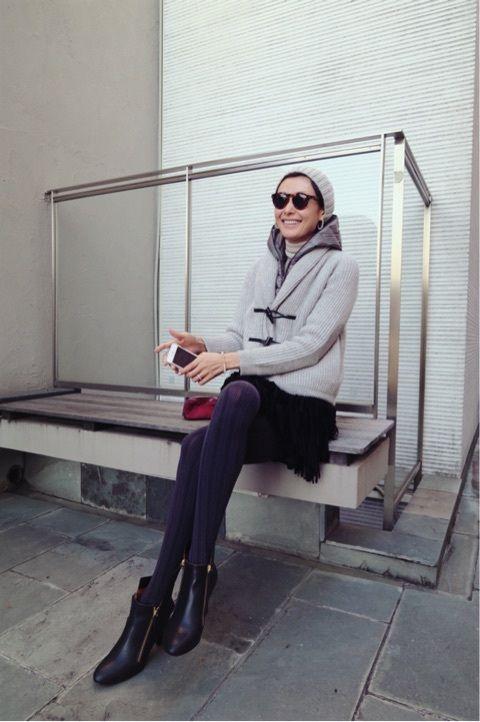 久しぶりスカートwardrobe とコラーゲン の画像|田丸麻紀オフィシャルブログ Powered by Ameba