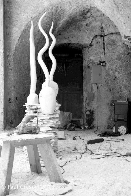Sculture al #simposio di scultura nel #legno #trentino