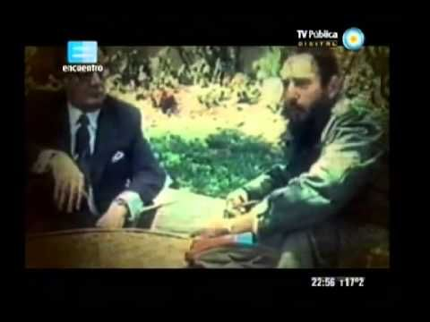 Histórico diálogo entre Fidel Castro y Salvador Allende (Completo)
