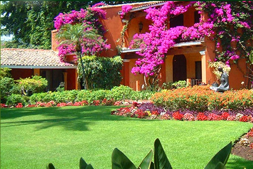 """Las Quintas"", one of my favorite hotels in Cuernavaca"