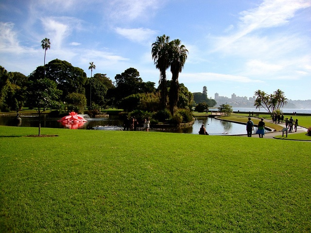 Royal Botanical Gardens, Sydney by mikemastrox, via Flickr
