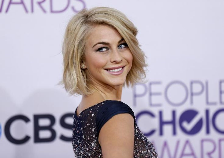 Julianne Hough | Julianne Hough at the 2013 People's Choice Awards in January. The ...