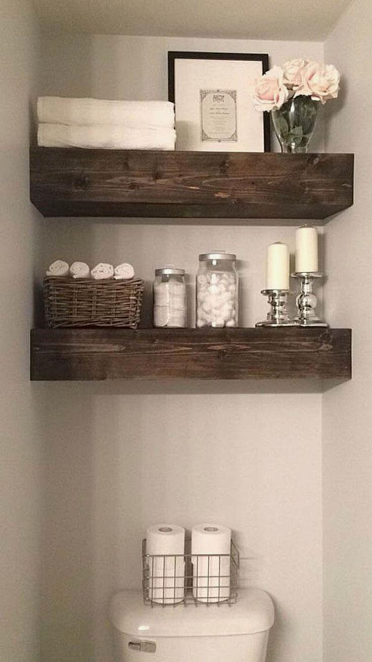 Rustic Bathroom Decoration   – Diy badezimmer
