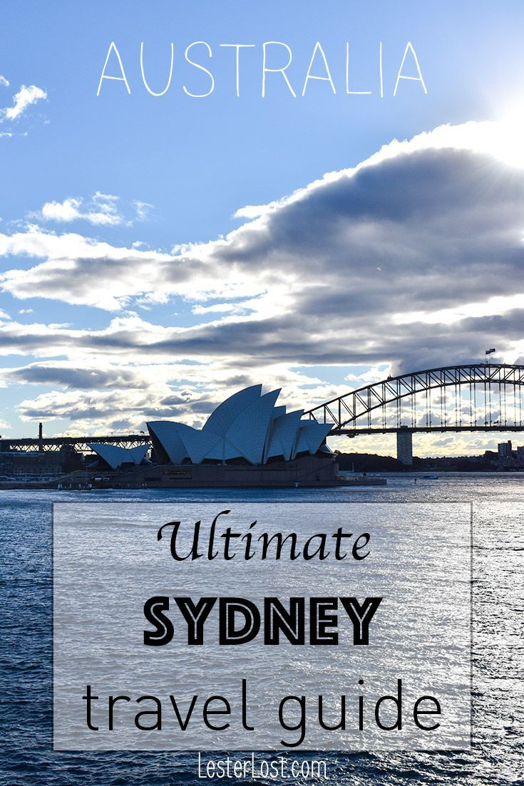 Travel Australia | Travel Sydney | Discover Sydney | Ultimate Guide Sydney |Best Things to See and Do in Sydney | Quick Guide Sydney | Perfect Sydney Itinerary | How to Spend a Weekend in Sydney | Best Tourist Attractions in Sydney | Sydney Weekend
