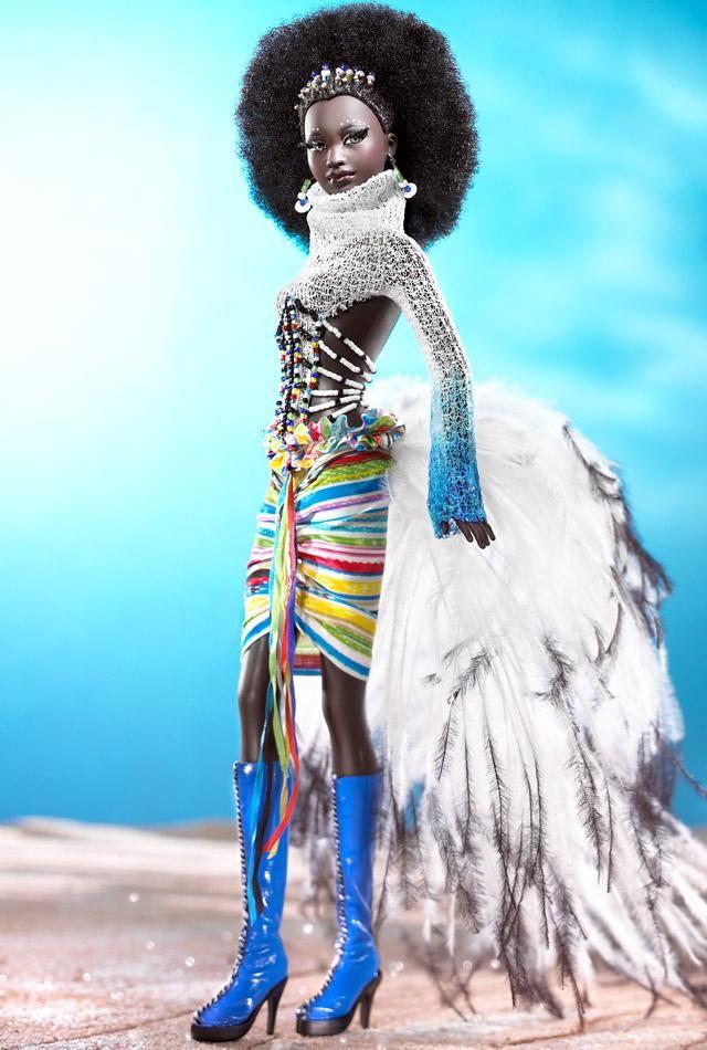 Mbili™ Barbie® Doll