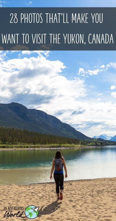 The Yukon might just be the most beautiful place in all of Canada. Don't believe me? Then here are 28 photos that'll make you want to visit Whitehorse and the Yukon.