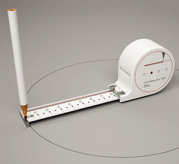 Hole Measuring Tape