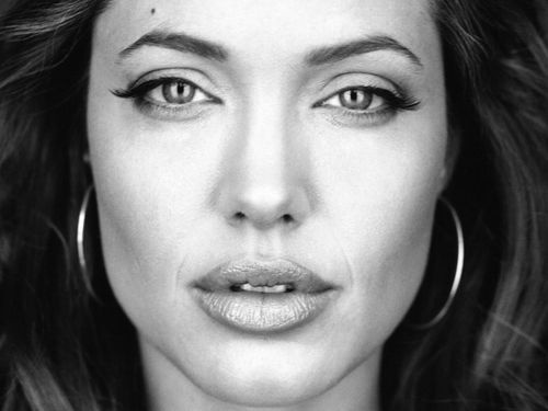 These Eyebrows - Angelina Jolie | Beauty: Cosmetics ...
