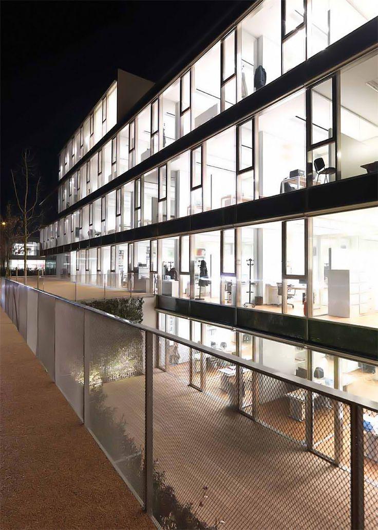 piuarch: bentini headquarters