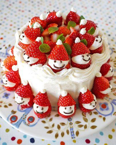 Jordgubbarna har inte gjort sitt i sommar. De passar lika (eller iallafall nästan...) bra nu till jul! Kul tilltugg, snacks eller som efterrätt när du har gäster under december. För…