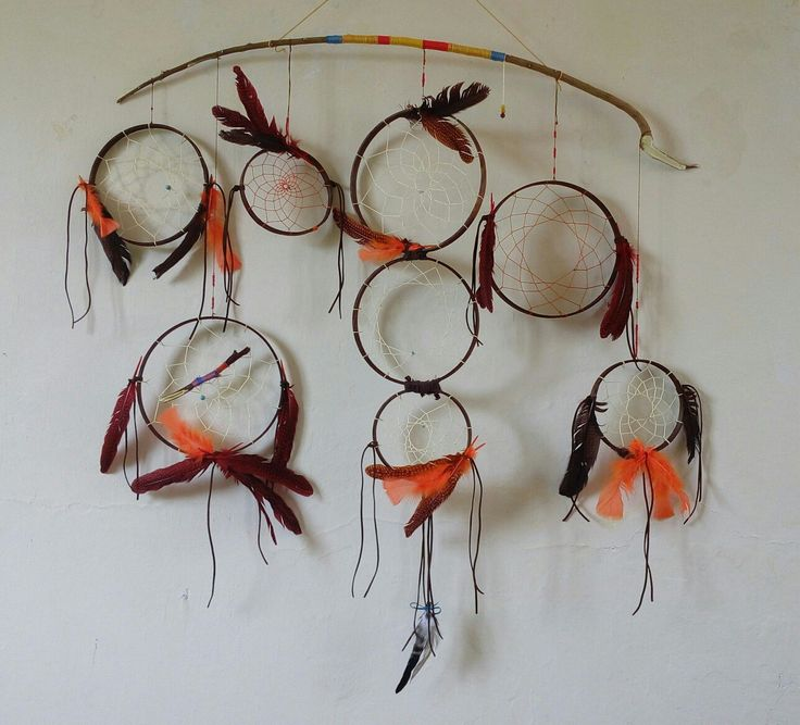 how to put feathers on a dreamcatcher