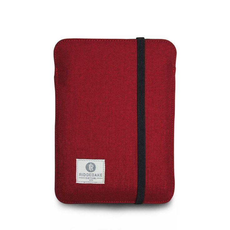 Ridgebake iPad Mini Case - Red