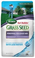 This is the best grass seed in my opinion!  Was able to completely redo our front yard with this and some top soil for under $100