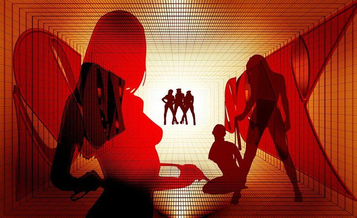 Noticias Curiosas: Obligan a la federación de prostitutas húngaras a cambiar su logotipo por ofender a la India