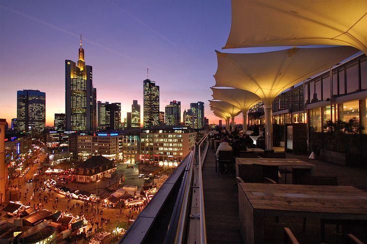 Hauptwache und Bankenviertel Frankfurt