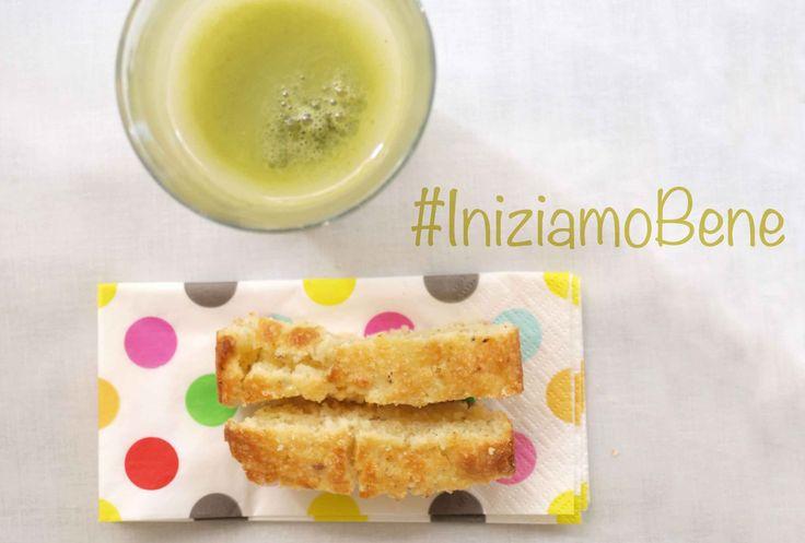 Nostalgici della #domenica? Portiamone qualche #briciola nel nostro #lunedì: a #colazione, le ultime fette di #torta e una spremuta di #kiwi. Super #gusto, super #energia, super #risveglio!