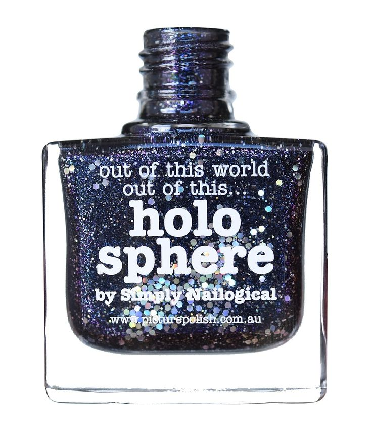 Picture Polish Holo Sphere (Created w/ Simply Nailogical), Free Shipping at Nail Polish Canada