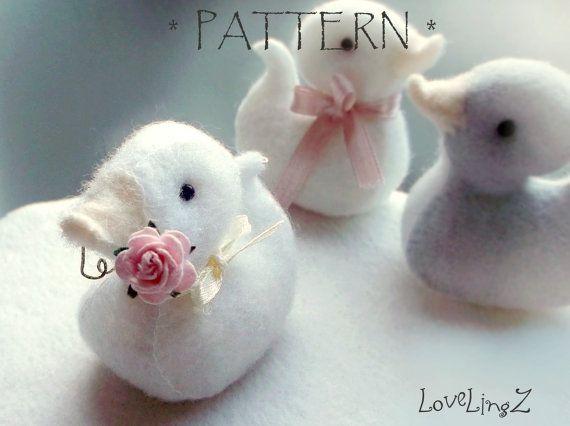 Pattern and Tutorial LoveLingZ Duckling <3 by LoveLingZ