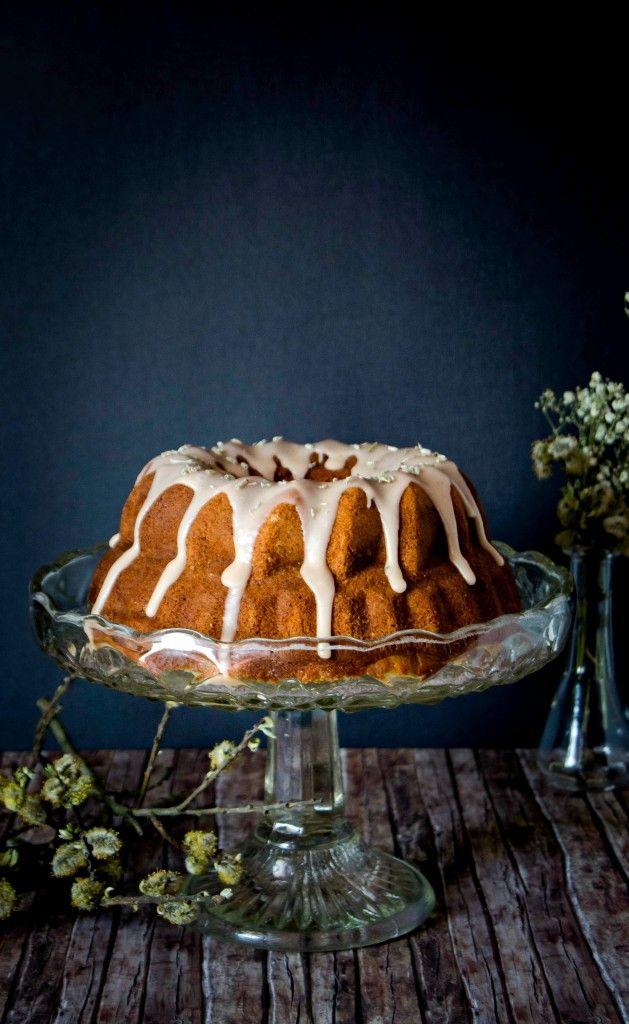 Orange Lavander Bundt Cake | Pastry Workshop