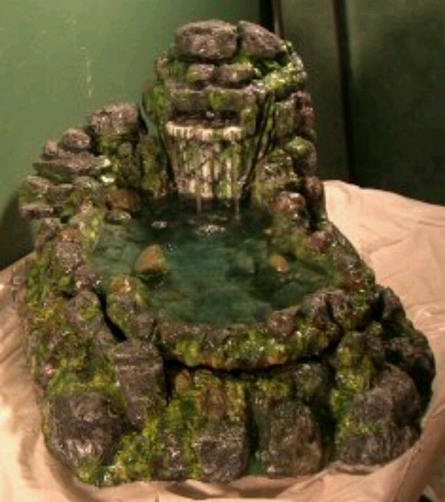 Diy Amazing Waterfall Http Www Lizard Landscapes Com How