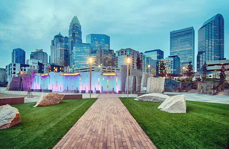 Charlotte, North Carolina   Find cheap eats, free things to do, and events in this fast-paced city