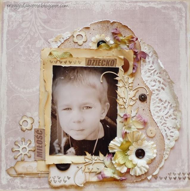 LO#19 Vintage boy