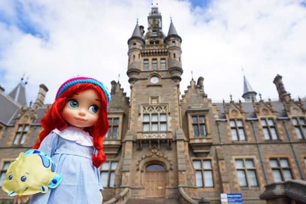My Disney Animator's Collection - Ariel =) Took it on 12th July 2015 at Morgan Academy, Dundee.