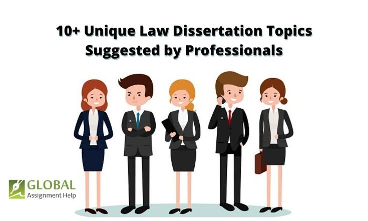 Dissertation questions law