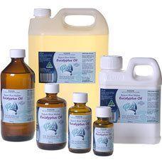 Bygum Blue Mallee Eucalyptus Oil - The Australian Eucalyptus Oil Company