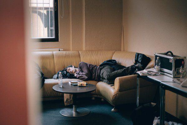 Annenmaykantereit, Henning was ill
