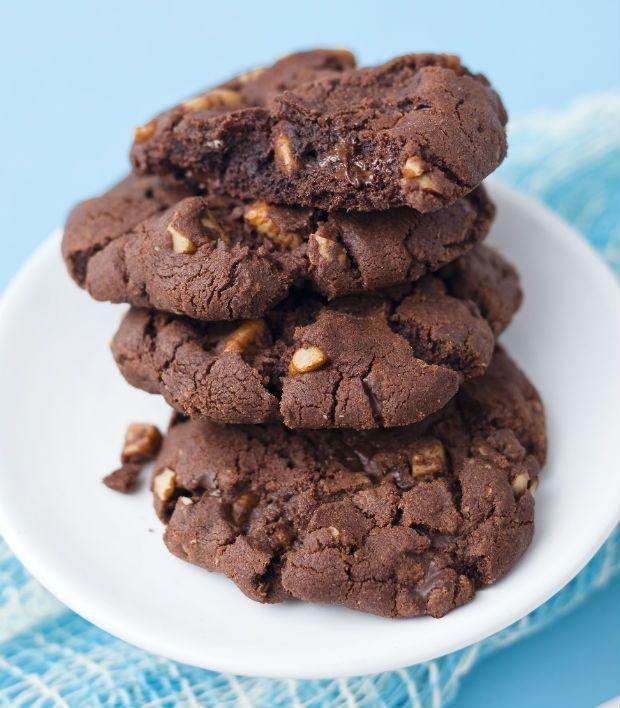 Sušenky s pekanovými ořechy, Foto: isifa.com