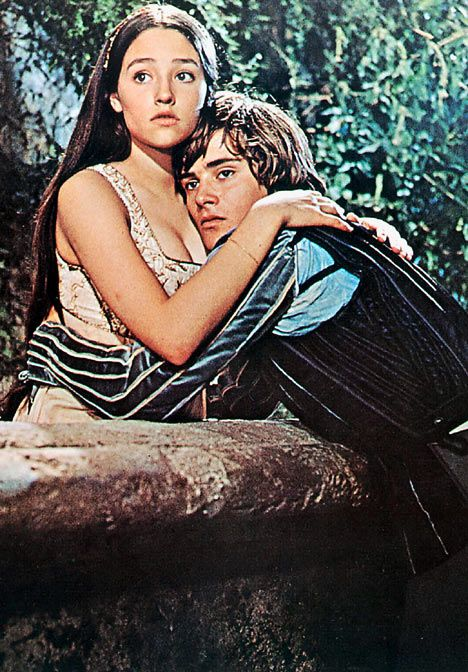 For me, Romeo & Juliet will always be Leonard Whiting and Olivia Hussey respectively