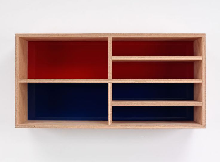 Untitled  Donald Judd  1992