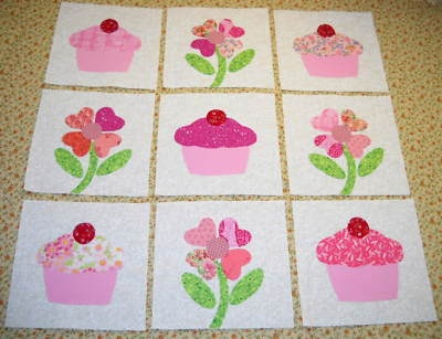 24 best Cupcake Quilts images on Pinterest | Quilting ideas ... : cupcake quilt patterns - Adamdwight.com