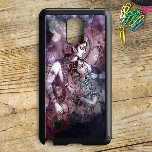 Dreamscape Lord Krishna Samsung Galaxy Note 5 Case   armeyla.com