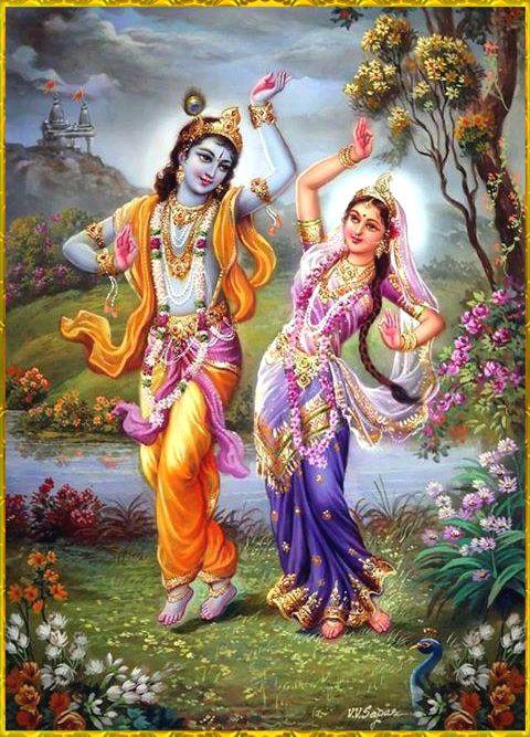 ♥ RADHA KRISHNA ♥Artist: V.V.Sagar