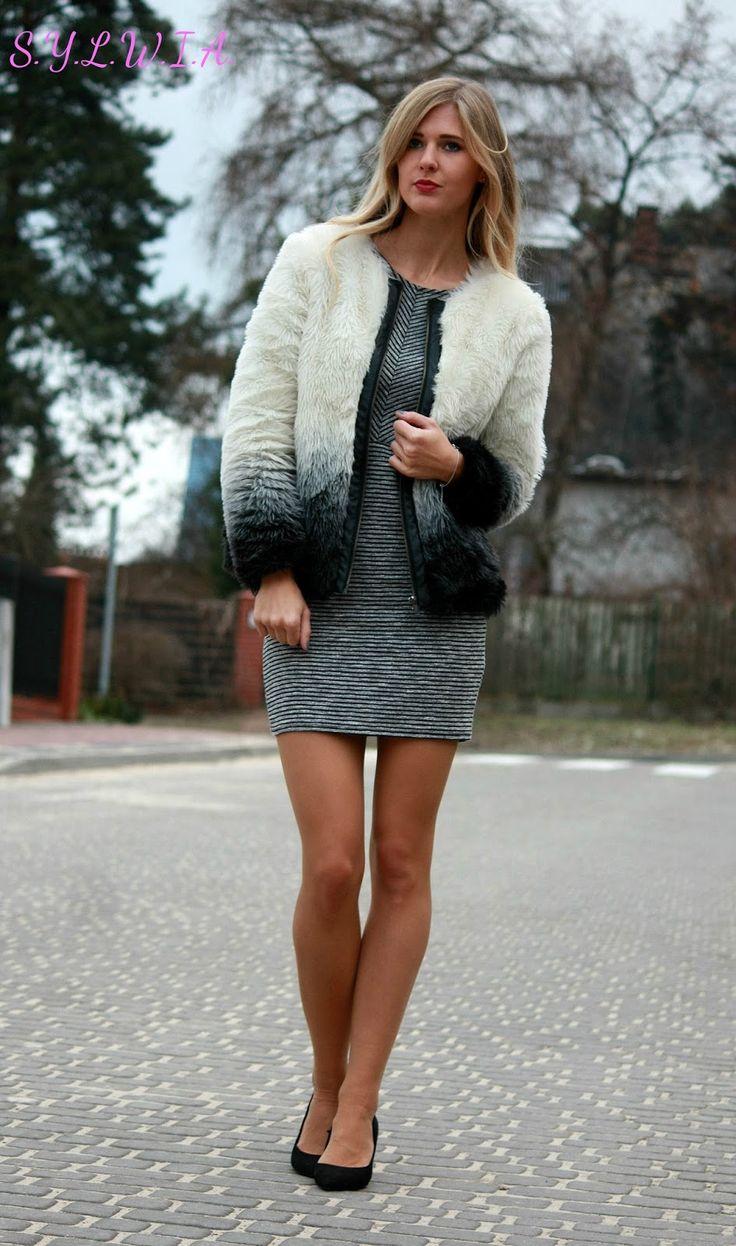 S.y.l.w.i.a: SUKIENKA W PASECZKI #fetishpantyhose #pantyhosefetish #legs #heels #blogger #stiletto#pantyhose #tan