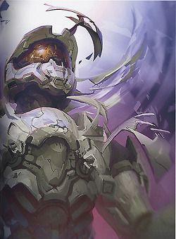sunnstreaker:  Halo 4 Concept Art