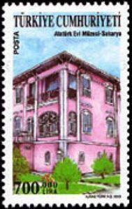 Museum Villa in Adapazari 2003