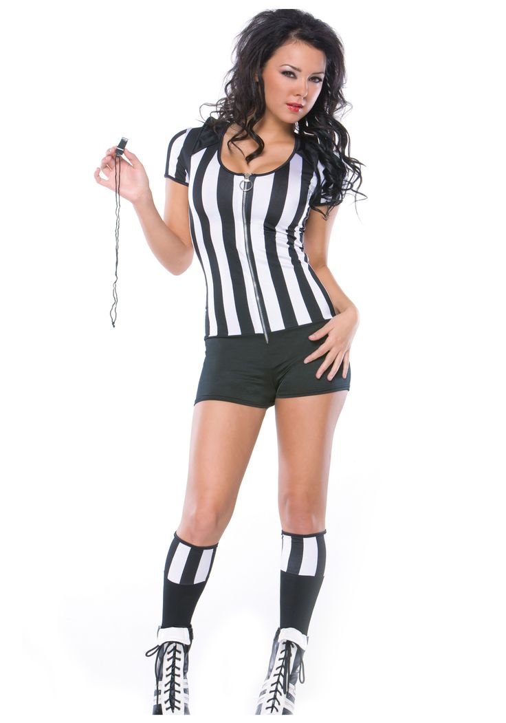 Homemade Halloween costumes for triplets | ... Home Halloween Costume Ideas Uniform Costumes Referee Costumes Womens