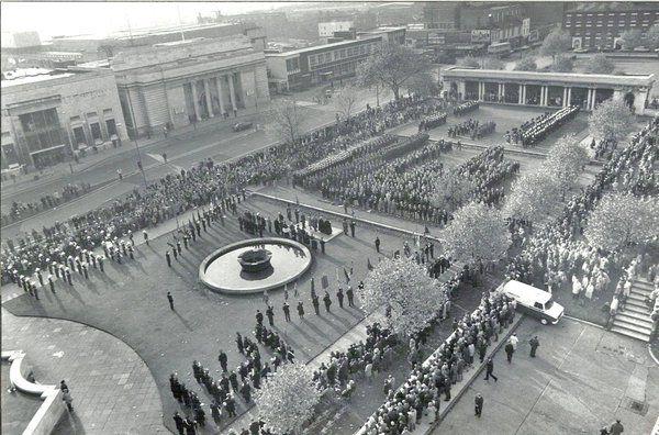 Centenary Square - 1981