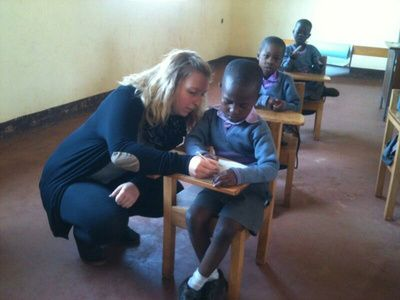 #AfrikaInTouch #MushembaFoundation #Volunteer