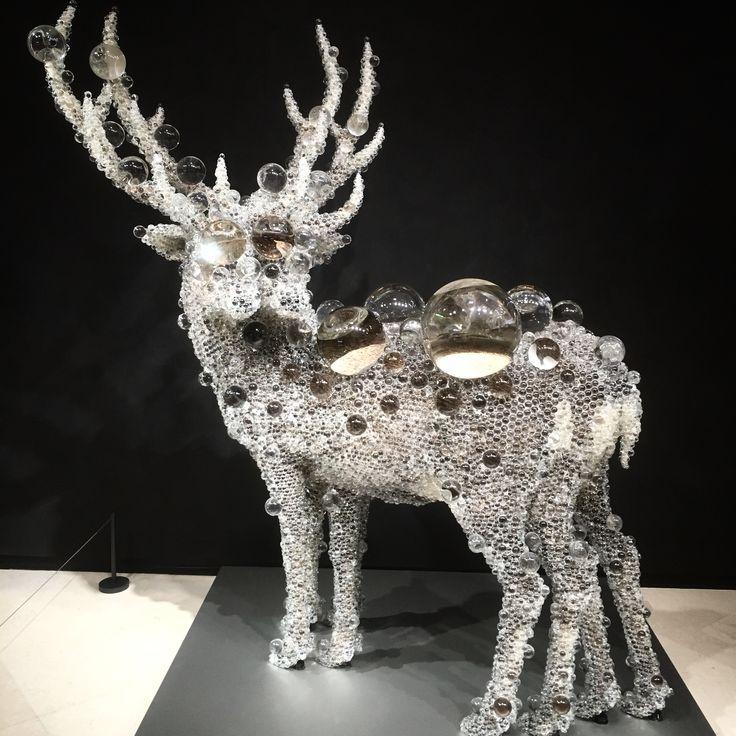 Leeum Samsung Museum of Art, Seoul. Kohei Nawa. Nov 2017