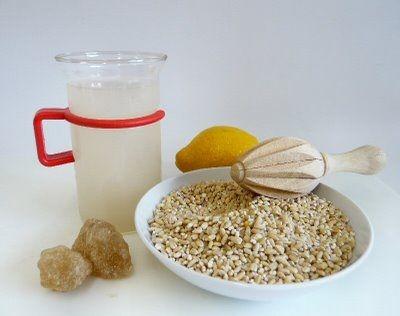 Foods to increase milk supply & barley water recipe